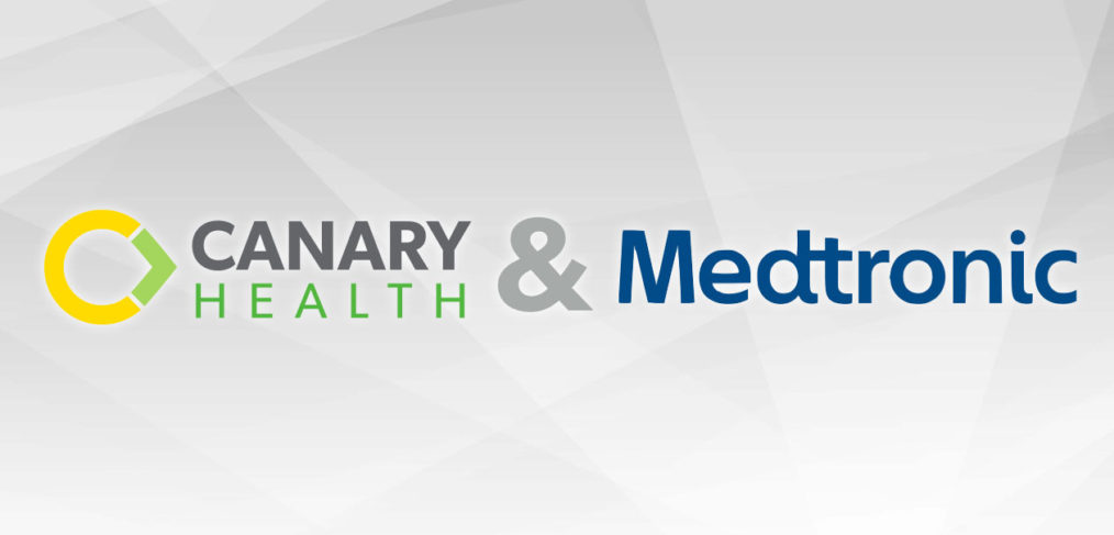 Canary Health Announces Strategic Partnership with Medtronic