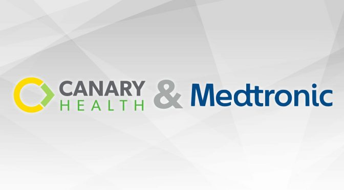 Canary Health Announces Strategic Partnership with Medtronic to Provide Comprehensive Treatment For Full Spectrum of Diabetes Acuity