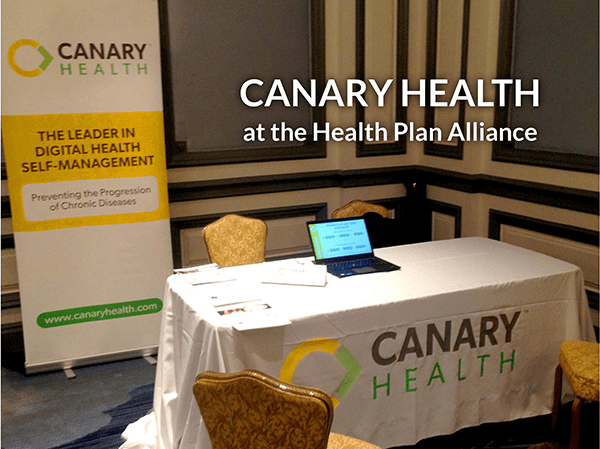 Canary Health at The Health Plan Alliance Event