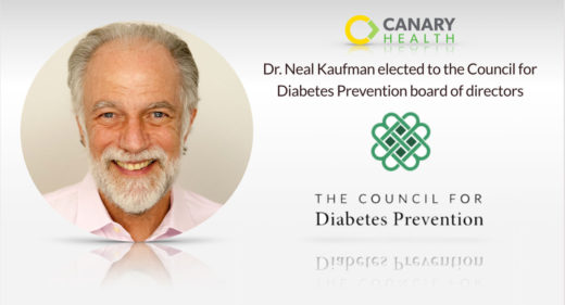 Dr. Neal Kaufman elected to the Council for Diabetes Prevention board of directors