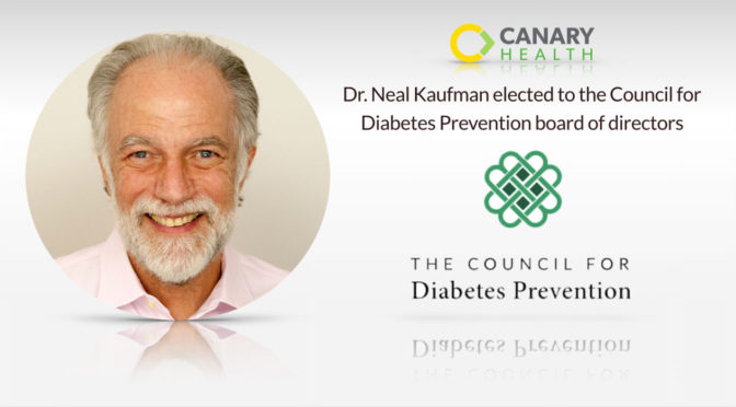 The Council for Diabetes Prevention Announces New Board of Directors