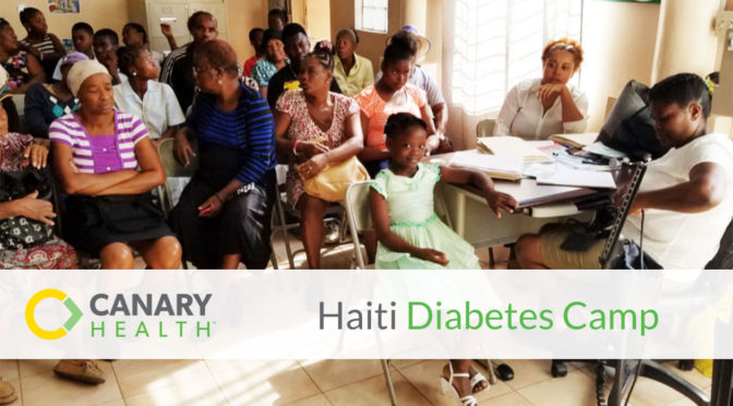 Haiti Diabetes Camp