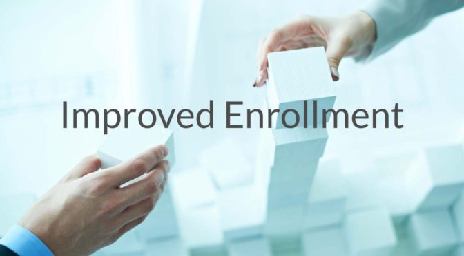 We Increased Enrollment With a Simple Nudge
